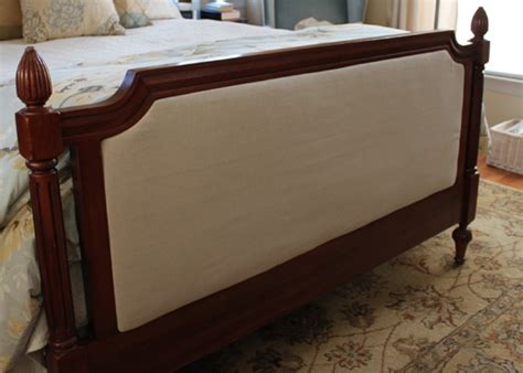 Wood And Footboards by How To Make A Wood Headboard And Footboard Woodworking