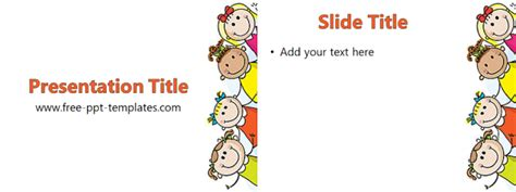 powerpoint templates children editors choice free powerpoint templates