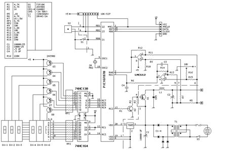 bench power supply design pic project