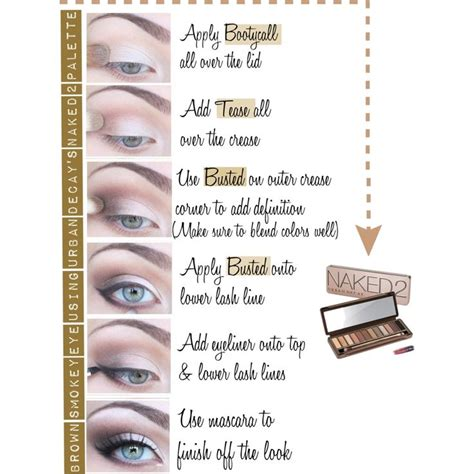Eyeshadow 2 Warna Brown Smokey Eye Decay 2 Palette