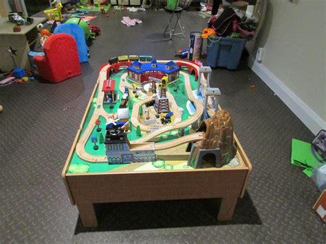 imaginarium table with roundhouse imaginarium table with roundhouse rideau