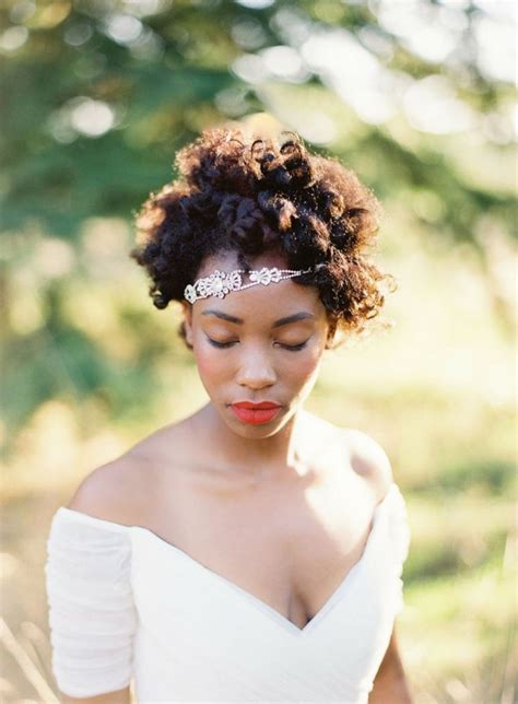 wedding hairstyles natural afro hair 23 natural wedding hairstyles ideas for this year magment