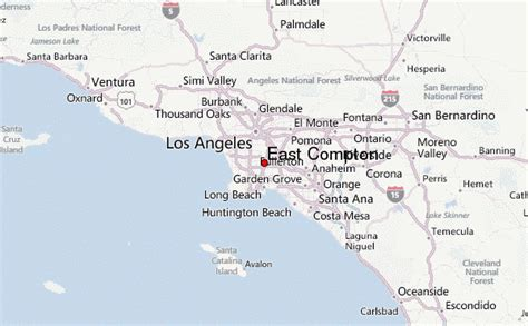 compton map east compton location guide