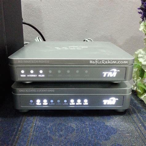 Router Paling Mahal tukar dns unifi router rg innatech rg4332 hafiz rahim
