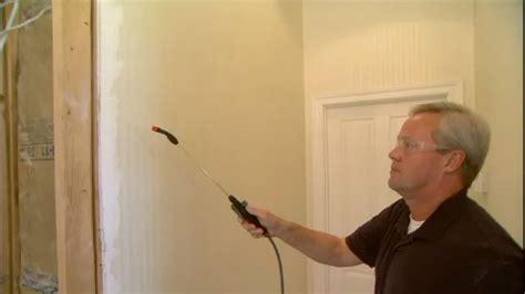 removing wallpaper  walls todays homeowner