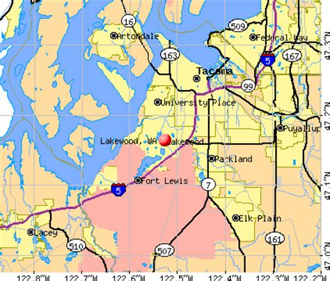 Image result for Lakewood, WA