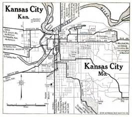 united states map kansas city kansas city map kansas and missouri united states 1920