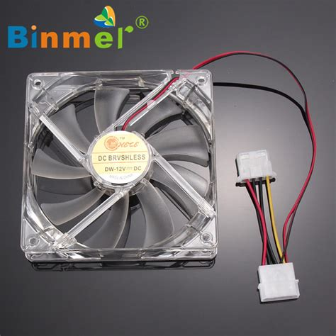 120 x 120 x 25mm fan sale binmer 120 x 120 x 25mm 4 pin computer fan