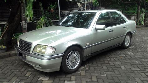 Di Jual Mercedes C200 W202 c class jual mercedes c200 th 95 mobilbekas