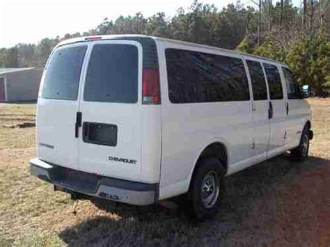 automotive air conditioning repair 1998 chevrolet express 3500 regenerative braking find used 1998 chevrolet express 3500 base extended passenger van 3 door 5 7l in saluda