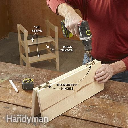ridiculously simple shop stool plans woodworking