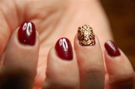Nail Appliques by Revlon By Marchesa Nail Appliques Review Swatch And Review