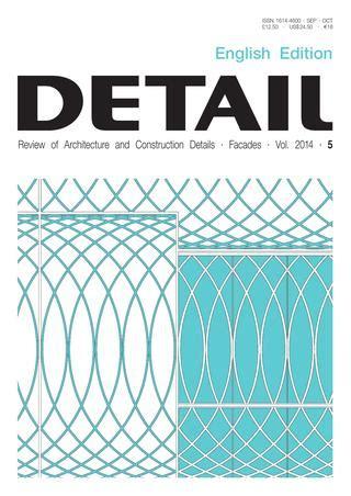 Detail Broklat detail 5 2014 facades by detail issuu