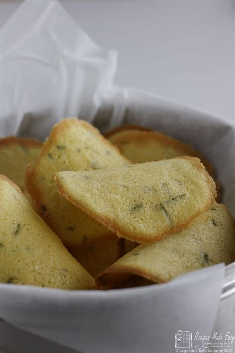 Recipe For Tuiles by Rosemary Tuiles Recipes Made Easy