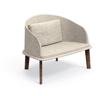 Lounge Armchairs by Cleo Teak Lounge Armchair Garden Armchairs From Talenti