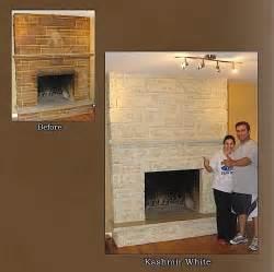 Kitchen Cabinet Chicago chicagoland northwest suburbs fireplace brick refinishing