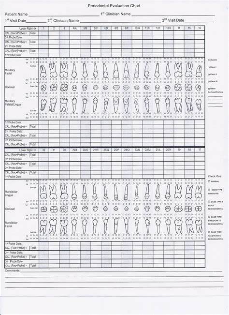 periodontal chart template file periodontal chart illustrated jpg
