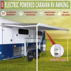 electric awnings for caravans engines parts