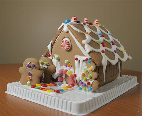 walmart gingerbread house kit soup to nuts kitting around the portland press herald maine sunday telegram