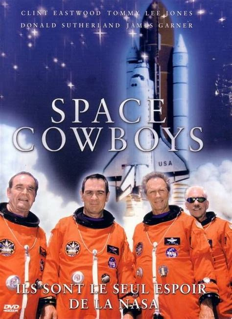 Film Space Cowboys   learn about nasa and space missions from space cowboys