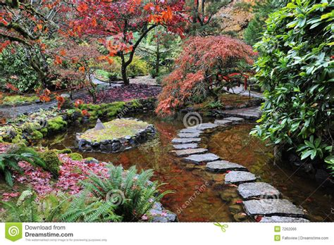 ver imagenes jardines japoneses jardines japoneses foto de archivo imagen de colorido