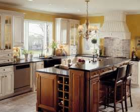 Kraftmaid Kitchen Island Kraftmaid Kitchen Cabinets Kitchen Ideas Kitchen