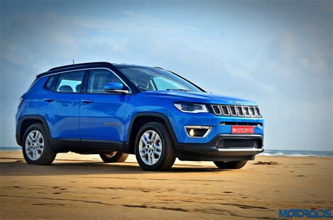 Where Are Jeep Compass Made Made In India Jeep Compass India Launch Date Revealed