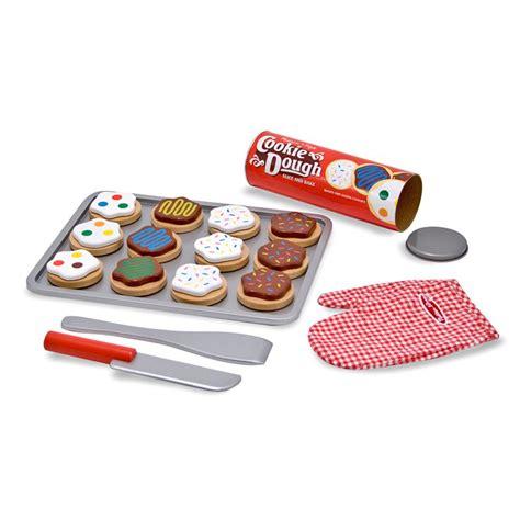 And Doug Kitchen Food by And Doug Slice Bake Cookie Playset Play