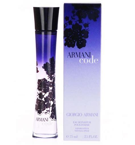 Parfum Original Reject Armani Code 75ml giorgio armani code eau de parfum for 75 ml world