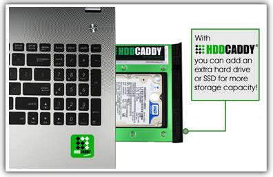 hddcaddy.eu hdd caddy for 2nd drive in every laptop