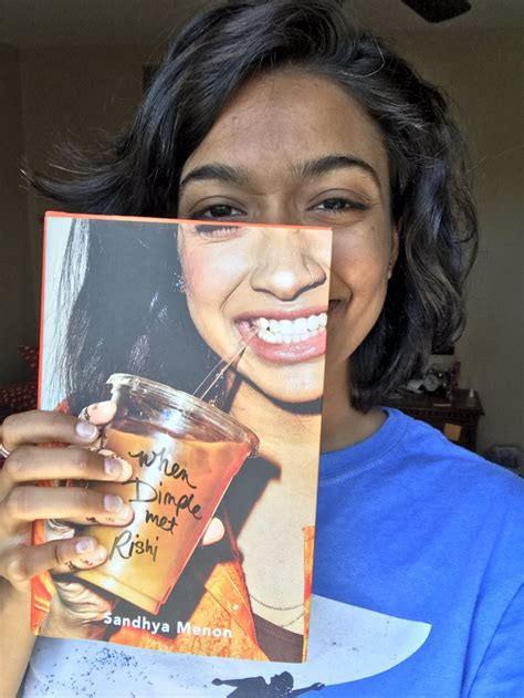 libro when dimple met rishi pooja on twitter quot brown author brown book her skin tone matches mine ny best