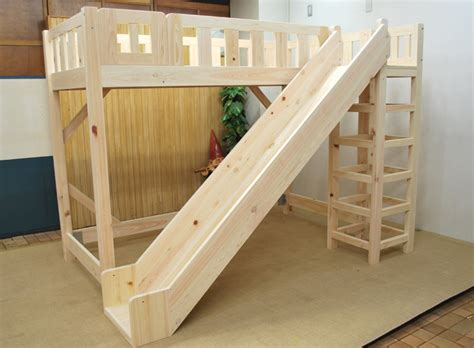 fancy bunk beds fancy wooden loft bed with slide