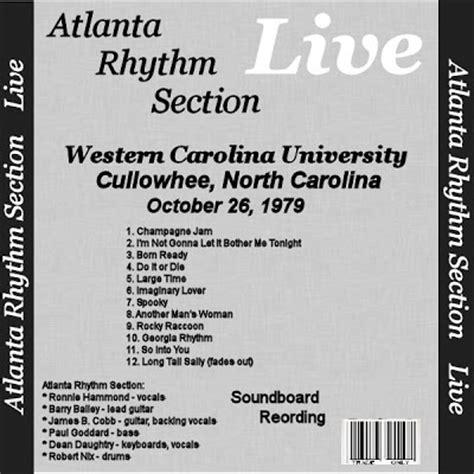 i am so into you atlanta rhythm section t u b e atlanta rhythm section 1979 10 26 cullowhee