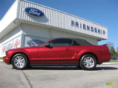 2006 v6 mustang horsepower 2006 ford mustang v6 horsepower