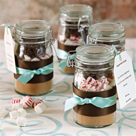 christmas wedding favors 8 charming ideas for a
