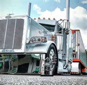Custom Wheels For Semi Truck 25 Best Custom Big Rigs Ideas On