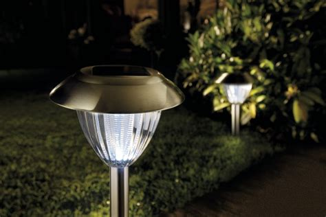 Outdoor Solar Lighting System Ideas Home Garden Architecture Furniture Interiors