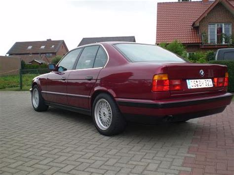 Bmw 1er Coupe Stoßstange by Bmw 520i 24v 5er Bmw E34 Quot Limousine Quot Tuning