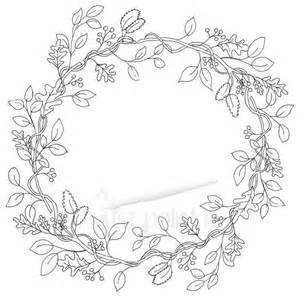 wreath coloring page fall wreath coloring pages kit just paint it