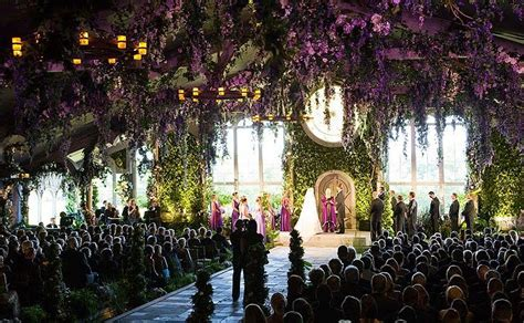 Enchanted Garden Decor Tbdress Fabulous Ideas For Twilight Wedding Themes