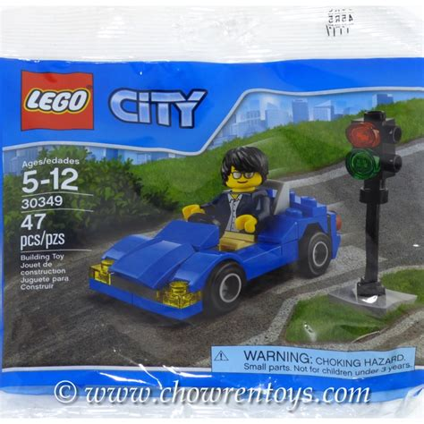 Lego City 30349 Sports Car lego duplo sets 10813 big construction site new