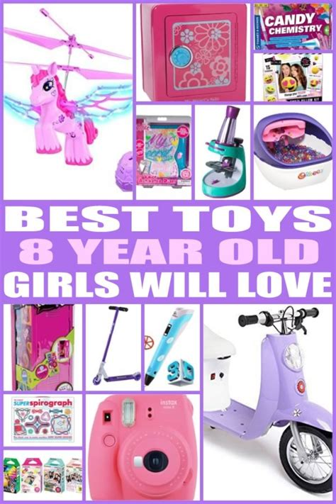 gifts for 8 year olds best toys for 8 year