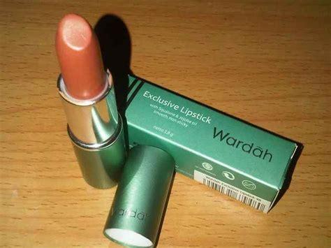 Lipstik Wardah Isi Banyak warna lipstik wardah untuk bibir hitam yang tepat cambon