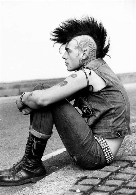 1970s men hairstyles look attractive and stylish mohawk dispatches from the front