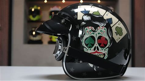 ls  bobber motosiklet kaski oezen tv youtube