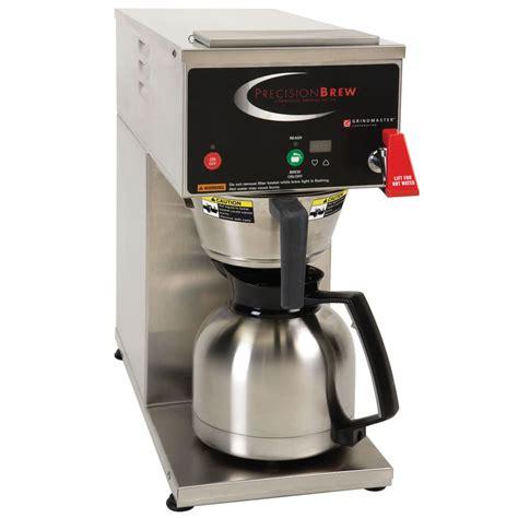 commercial maker grindmaster b id precisionbrew digital 64 oz thermal