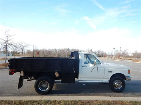 dump truck beds for sale reliable 7 3 diesel with low miles flat bed stake body
