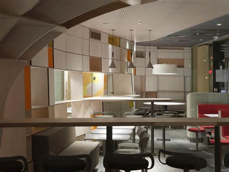 Mcdonald Interior Designer by New Interior Design For Mcdonald S By Norguet