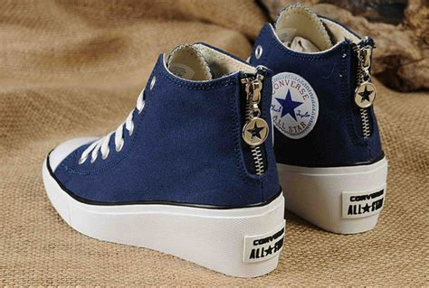new converse classic chuck all wedge heels