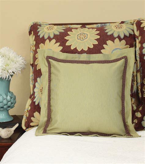 june tailor no sew square pillow kit jo